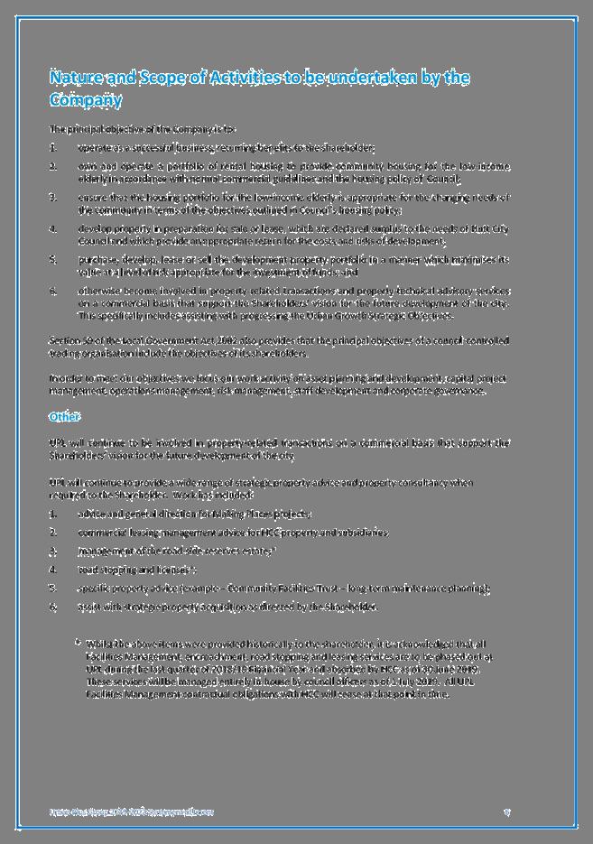 Agenda of Hutt City Council - 30 July 2019